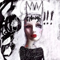 Enough by Jacqui Fehl