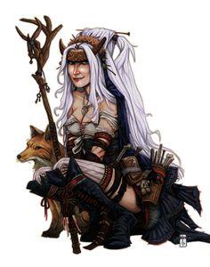 http://everwho.deviantart.com/art/Feiya-Pathfinder-Iconic-Witch-340447618