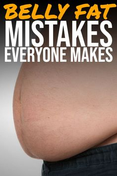 Are trying to lose your belly fat? I can confidently say that you are doing some mistakes. Want to know what those mistakes are? Read this - Belly fat mistakes everyone makes. Healthy Eating Habits, Healthy Living Tips, Lose Fat Fast, Lose Belly Fat, Weight Loss Tips, Lose Weight, Fitness Blogs, Slow Metabolism, Stubborn Belly Fat