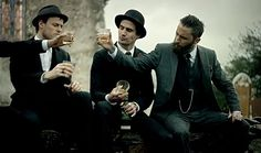 Great ad for Tullamore Dew whiskey by Opperman Weiss NY. Right up there with the Jameson spots.