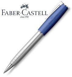 FABER-CASTELL, KERAMICKÉ - metalická modrá (matná úprava), made in Germany Faber Castell, Germany, How To Make, Luxury, Deutsch