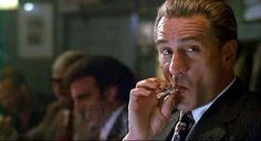 Robert De Niro as James Conway :: GoodFellas