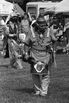 Chickahominy Tribal Center - Fall Festival - Mid 1990's by Tobyotter, via Flickr