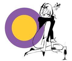 どこかで見たことある!「ファッション・イラストレーター森本美由紀展」開催