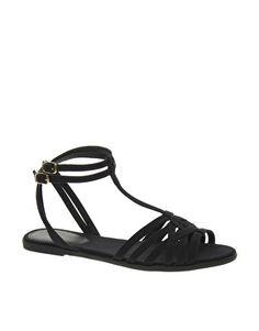 ASOS | ASOS FAWN Flat Sandals at ASOS