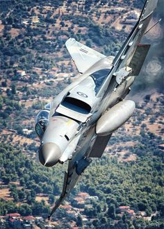 Jet Fighter Pilot, Fighter Jets, Fighter Aircraft, Military Jets, Military Aircraft, Hellenic Air Force, F4 Phantom, Army & Navy, United States Navy