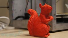 The shape of things to come: A consumer's guide to 3D printers. Can't wait til these come down in price.