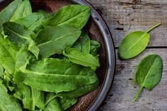Sorrel Plant Uses – Tips On Using Sorrel Herbs In Cooking Sorrel Plant, Sorrel Soup, Peanut Cake, Spice Garden, Types Of Salad, Perennial Vegetables, Herbs For Health, Wild Strawberries, Fatty Fish