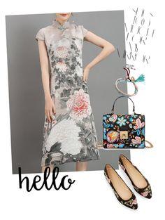 """dress"" by masayuki4499 ❤ liked on Polyvore featuring Rika and Billabong"