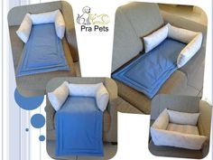 Bed Sofa for Pets Porte P - Funny Animals