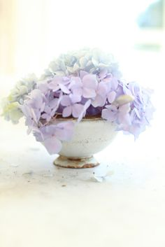 tea cups from caring hands/ babys breath or any flower/books/candles.