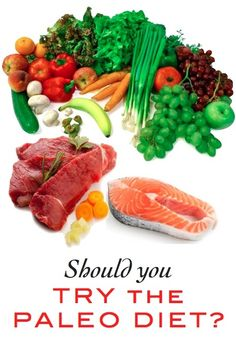 The Paleo Diet-- Should You Try It?