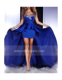 robe de soirée H164