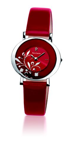 Pierre Lannier Paris dress watches for ladies – Retail price Rs. 10,402 Will be available at www.chronowatchco...
