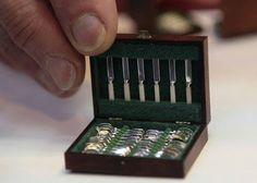 Pilórdia: Miniaturas e mais miniaturas ...