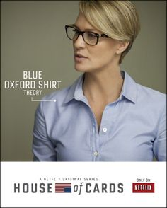 Fashion icon Claire Underwood stuns with simple style