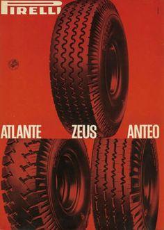 By Antonio Boggeri Vintage Italian Posters, Vintage Art, Icon Design, Graphic Design, History, Detail, Car Parts, Motors, Liberty
