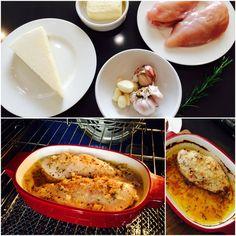 S Klárou v kuchyni: Pečené kuře v česnekovém másle , Foto: Klára Michalová