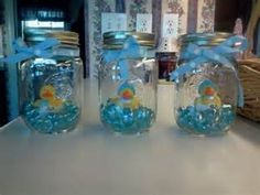 diy baby shower centerpieces for boys - Bing images