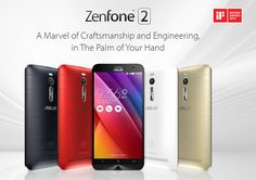 Asus ZenFone 2 Satış Fiyatı Belli Oldu!