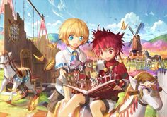 Elsword and Chung