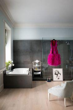 Französisch Amateur Mädchen Badezimmer
