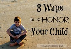 8 Ways to Honor your Child from Lasting Thumbprints
