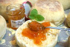Enkla English Muffins Fika, English Muffins, Pudding, Victoria, Sweet, Desserts, Candy, Tailgate Desserts, Deserts