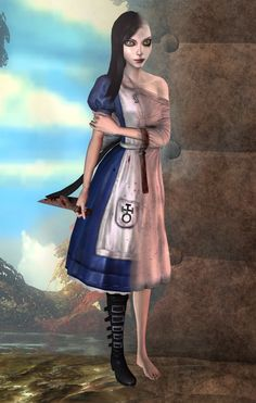 Alice Madness Returns 2 by *tombraider4ever on deviantART
