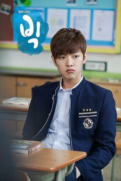 Shin Won Ho adorable