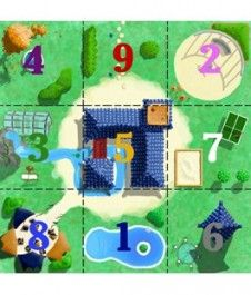Le jardin Feng Shui mode d'emploi : Selon la tradition du Feng Shui, chaque espace est divisé en 9 secteurs, chacun symbolisant un aspect de la vie. C'est le Ba Gua. http://www.femina.fr/Loisirs/Jardinage/Le-jardin-Feng-Shui-mode-d-emploi/Jardin-Feng-Shui-le-Ba-Gua