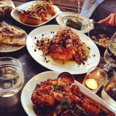 Feast of Merit - clean eating cafe/resturant