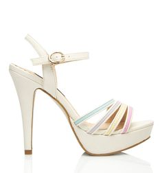 Forever New: Maddy Platform --Loving the gelato colours!