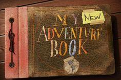Adventure Guest Book