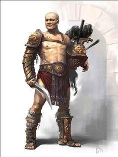 """Résultat de recherche d'images pour """"thrace gladiateur"""""""