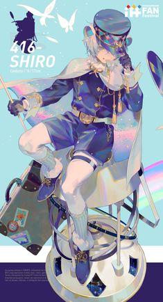 零@AR-617 (@rei_17) / Twitter Art And Illustration, Character Illustration, Anime Gifs, Fanarts Anime, Character Concept, Character Art, Concept Art, Cute Characters, Anime Characters