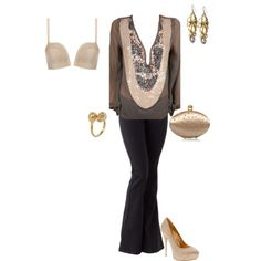 New Year's Eve outfit?