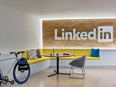 A Look Inside LinkedIn's New NYC Office - Officelovin