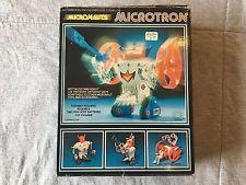 MEGO MICRONAUTS MICROTRON - the badass of robot toys!