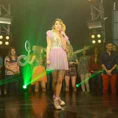 Violetta performance saison 3 ☑❤