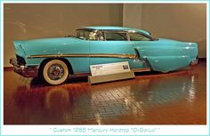 "Custom 1955 Mercury Hardtop ""O-So-Lo"" (Mio?)"