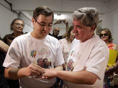 Primeiro casamento gay de São Paulo