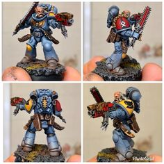Warhammer Paint, Warhammer 40000, Warhammer 40k Space Wolves, Deathwatch, Wolf Stuff, Warhammer 40k Miniatures, Game Workshop, Fantasy Miniatures, The Grim