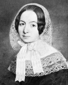 Finishing my thesis on this lady, who according to her contemporaries was not as pretty as the picture shows but a hell of a lady anyway, strong-minded, independent, inspirational - Fredrika Bremer (1801-65)