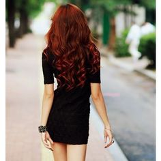 I want her hair...um gorgeous!!!!
