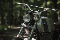 BMW R100 Cross Country by Clockwork x Crowe