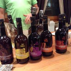 Anche la birra locale!