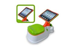 2-in-1 iPotty with Activity Seat for iPad - $39.99 | The Geeky Store