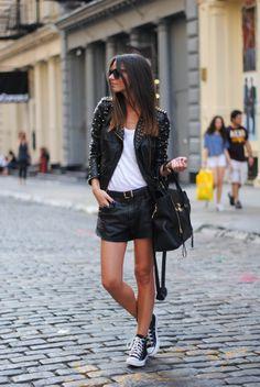 Looks con deportivas… | Comparte Mi Moda