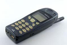 1998 - Nokia 5110 mit Snake   #Nokia #5110 #SnakeGame
